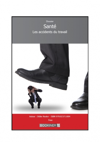 Accidents du travail - Bookiner