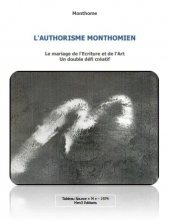 Authorisme Monthomien - Bookiner.com
