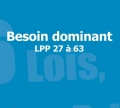 Besoin dominant - Bookiner.com