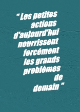 Les petites actions - Bookiner