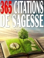 365 Citations de sagesse - Bookiner