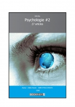 Articles psychologie #2 - Bookiner